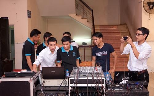 Cho thuê âm thanh chất lượng quận Tân Phú