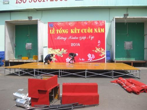 Cho thuê sân khấu tại TPHCM Cho thuê âm thanh ánh sáng tại TPHCM