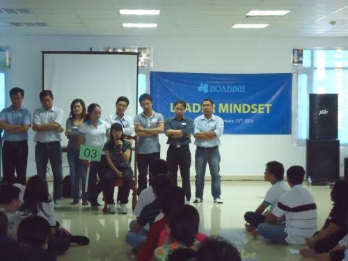 Chương trình đào tạo nhân sự của Tập Đoàn Hòa Bình Cho thuê âm thanh ánh sáng tại TPHCM