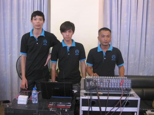 TUYỂN GẤP NHÂN SỰ LÀM BÁN THỜI GIAN Cho thuê âm thanh ánh sáng tại TPHCM